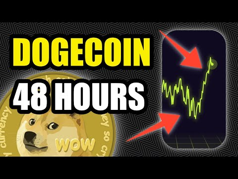 THIS WILL HAPPEN TO DOGECOIN IN forty eight HOURS