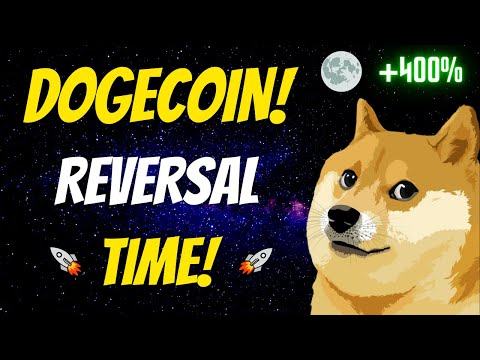 DOGECOIN 🔥 SHOWING REVERSAL SIGNS NOW! WHY DOGECOIN CAN RISE & RECOVER NEXT! *PREDICTION & NEWS*