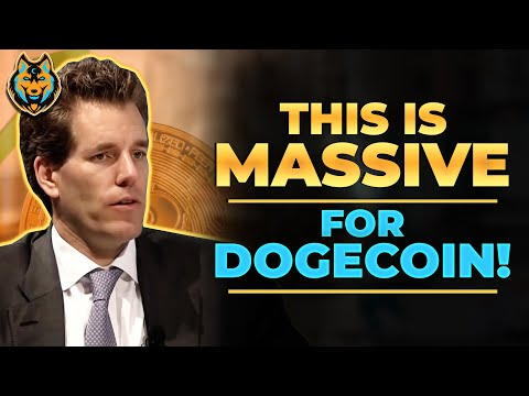 *To All Dogecoin Holders: Dogecoin Signed Essential Deals! (Mountainous News!)