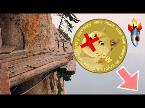 """""""Dogecoin About To Tumble Off A Cliff"""" – Motley Fool"""