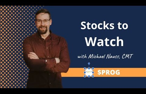 Watching $PROG for 6/22/21 trading #shorts