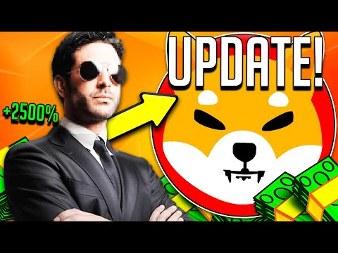 SHIBA INU COIN OWNER SPEAKS TO HOLDERS! 😲 THIS IS MAJOR! – SHIBA INU Token NEWS!