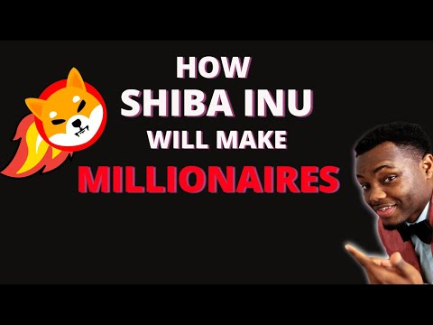Will SHIBA INU  hit 1 Cent and Web  Millionaires?