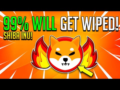 SHIBA INU HOLDERS: ninety 9% WILL LOSE EVERYTHING!? – YOU NEED TO SEE THIS!