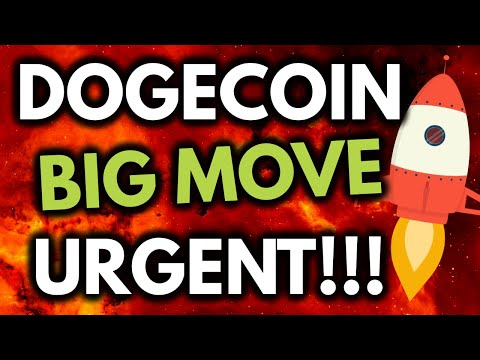 ALL DOGECOIN HOLDERS BE WARNED ⚠️ VIOLENT MOVE INCOMING!!!!   Dogecoin Info