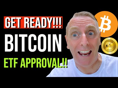 GET READY!!  BITCOIN ETF APPROVAL!!!!!!     |. LATEST BREAKING NEWS!  | SHIBA INU DUMPING! WHY?