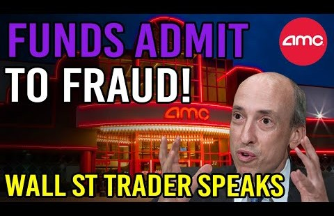 SEC FORCING FUNDS TO ADMIT FRAUD 🔥 – AMC Stock Rapid Squeeze Update