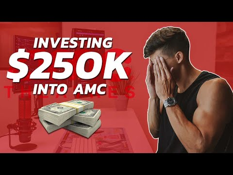 🤫THIS JUST HAPPENED AFTER INVESTING $250,000 INTO AMC STOCK!