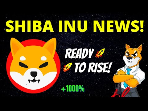 SHIBA INU CORRECTION? 🔥 READY TO RISE RIGHT NOW! *SHIBA INU COIN NEWS TODAY*