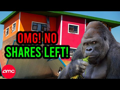 OMG! THERE ARE OFFICIALLY NO REAL SHARES OF AMC STOCK LEFT!!