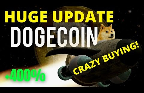🔥 DOGECOIN CRAZY BUYING & SELLING! DOGECOIN BIG MOVE COMING! *PREDICTION & NEWS