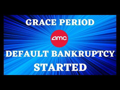 AMC STOCK | DEFAULTING BANKRUPTCY STARTED