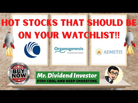 THESE HOT STOCKS MUST BE IN YOUR LIST! I DON'T MISS OUT!!! I ORGO I CMBM I AMTX I WATCH AND SEE 👀