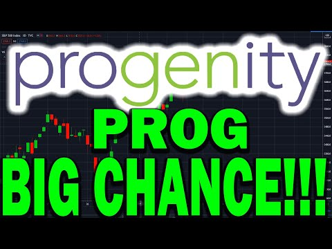 Progenity PROG Stock to $3.97! ✔️  NEW BULLISH PATTERN & SHORT SQUEEZE FOR +96.70%! BE PREPARED!