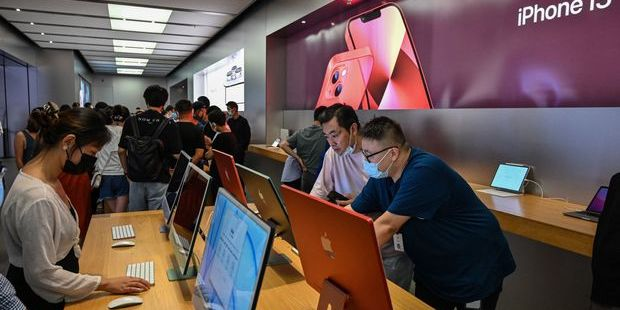Apple Shares Will Struggle To Rally From Here, Bernstein Analyst Cautions