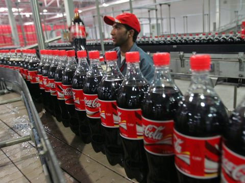 Coca-Cola is so desperate for freight space it's importing ingredients on coal ships