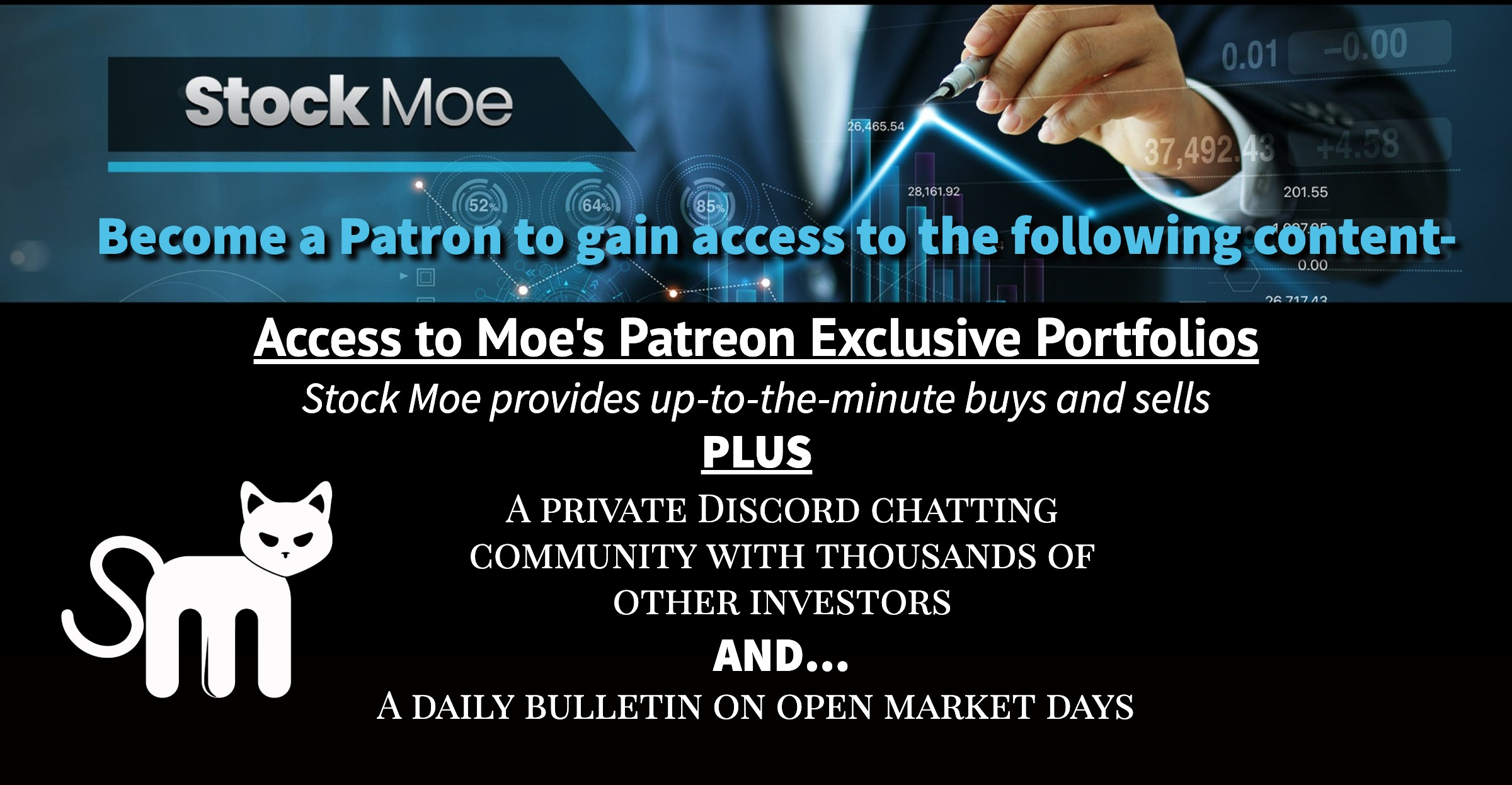 Stock Moe Patreon