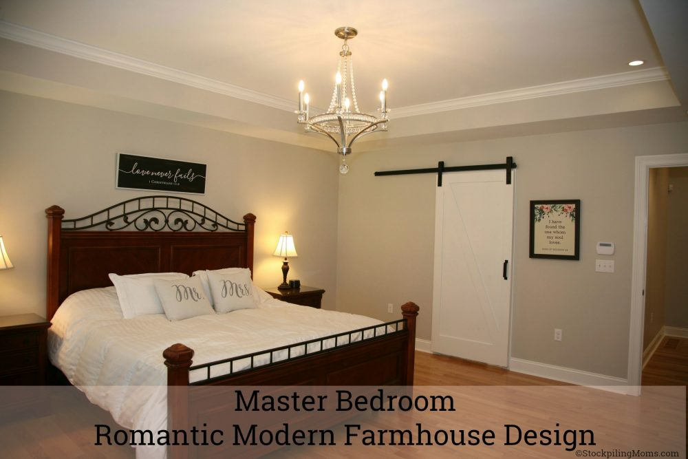 Romantic Modern Farmhouse Design