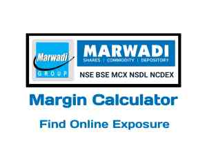 Marwadi Securities Margin Calculator