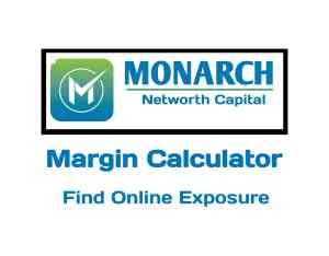 Monarch Margin Calculator Online in 2019