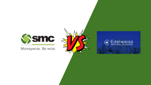 SMC Global Vs Edelweiss