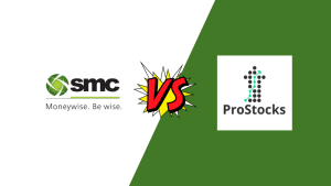 SMC Global Vs Prostocks Comparison - Side by Side Compare