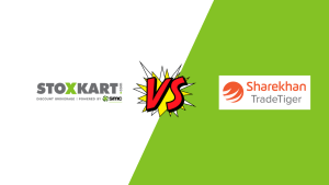 Stoxkart Vs Sharekhan: Comparing The Two Leading Stock Brokerage Services