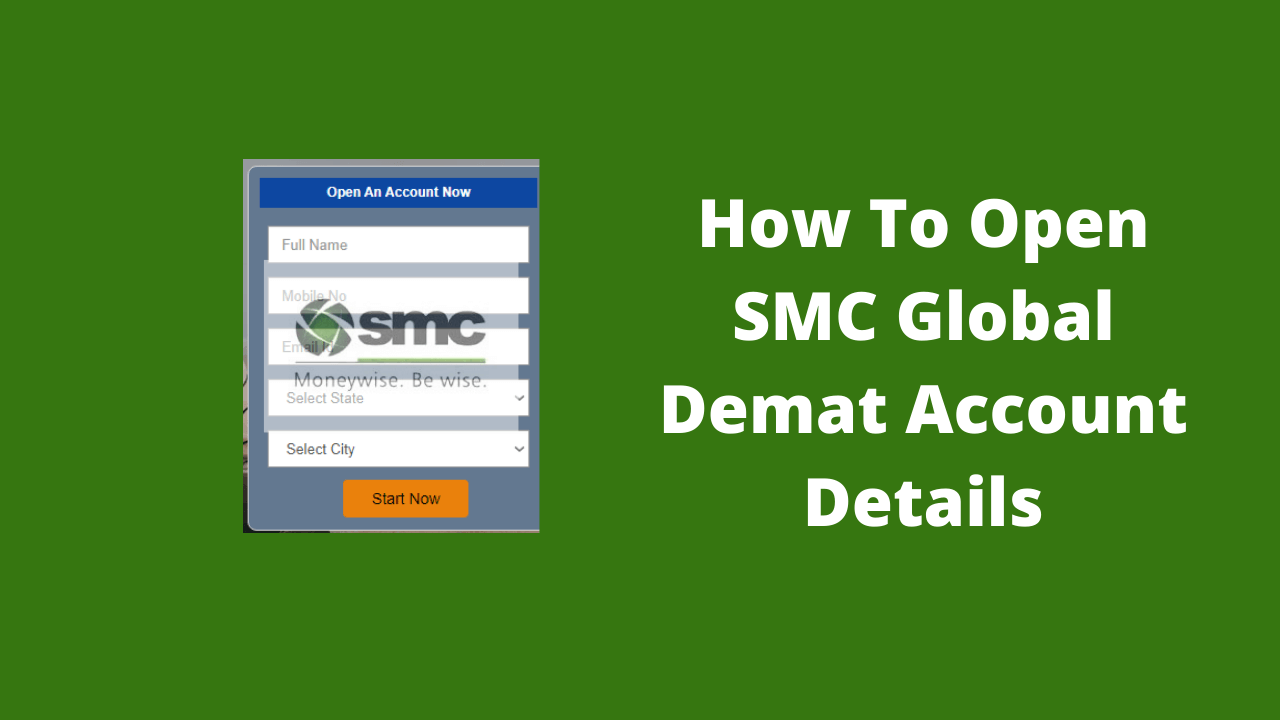 SMC Global Demat Account