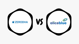 Zerodha Vs Alice Blue Online - Which One Is Better? Side-By-Side Comparison