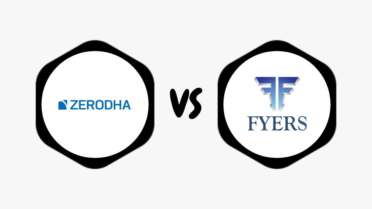 Zerodha Vs Fyers Comparison