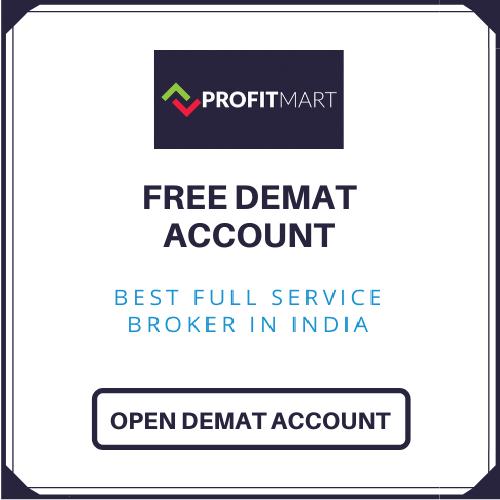 Open ProfitMart Demat Account
