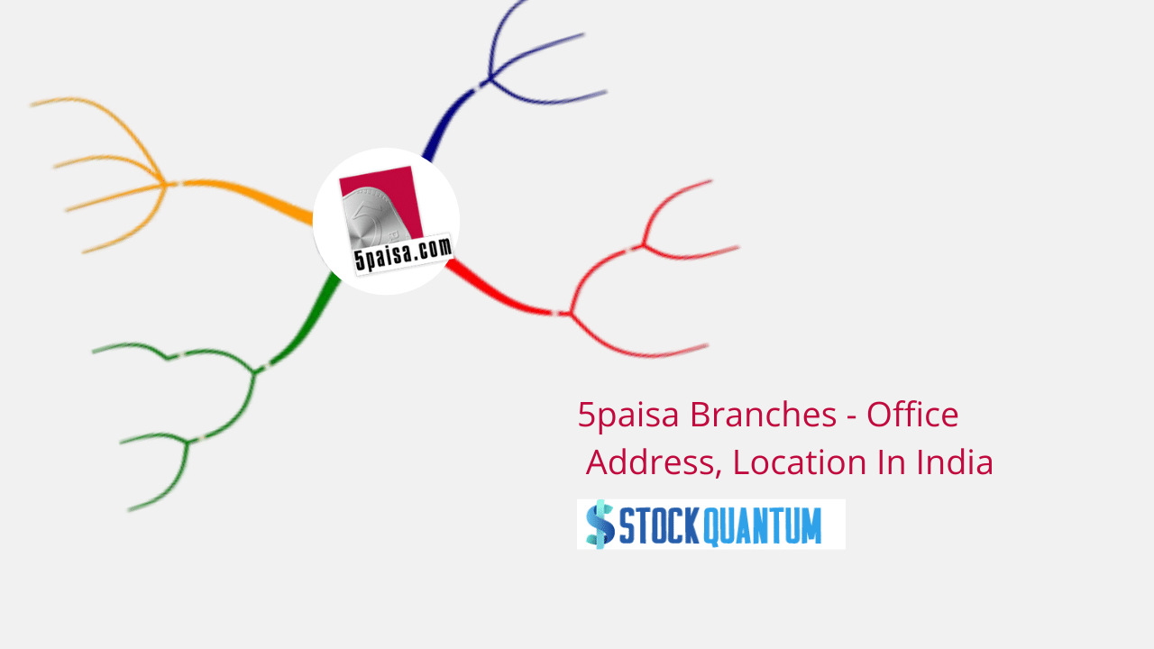 5paisa Branches