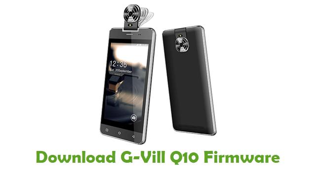 Download G-Vill Q10 Firmware