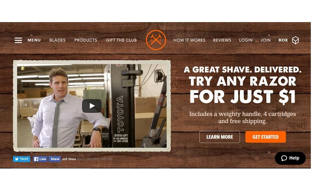 dollar shave club WAYS TO SAVE ON MONTHLY EXPENSES