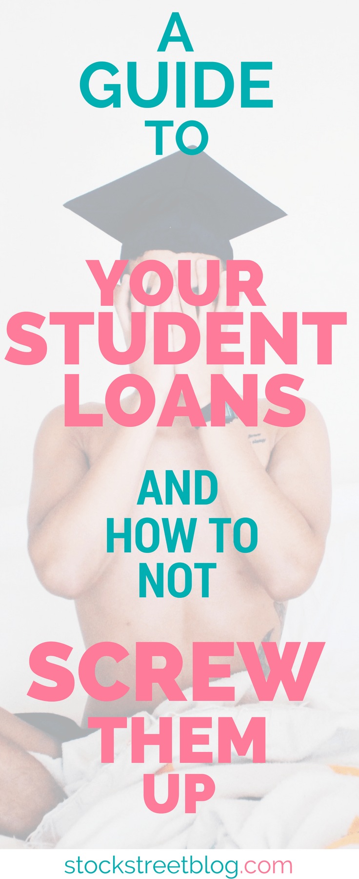 Debt can suck and student loan debt especially. This is a great resource to help you navigate your student debt!
