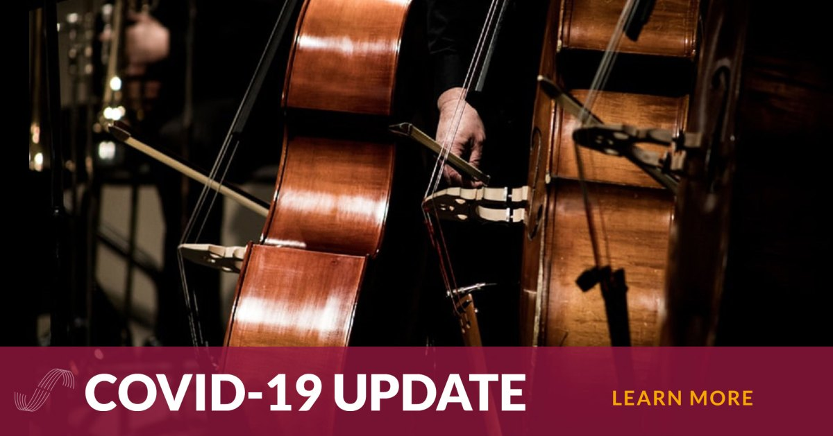 COVID-19 Update -- Learn More