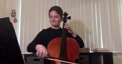 Stockton Symphony At Home Presents: Bridget Pasker