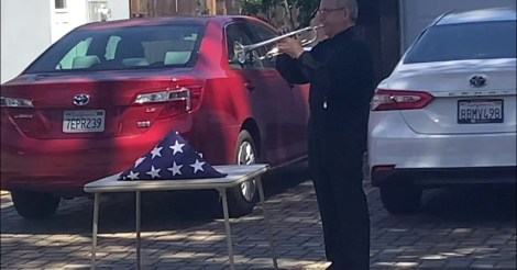 Stockton Symphony Presents A Moment Of Remembrance