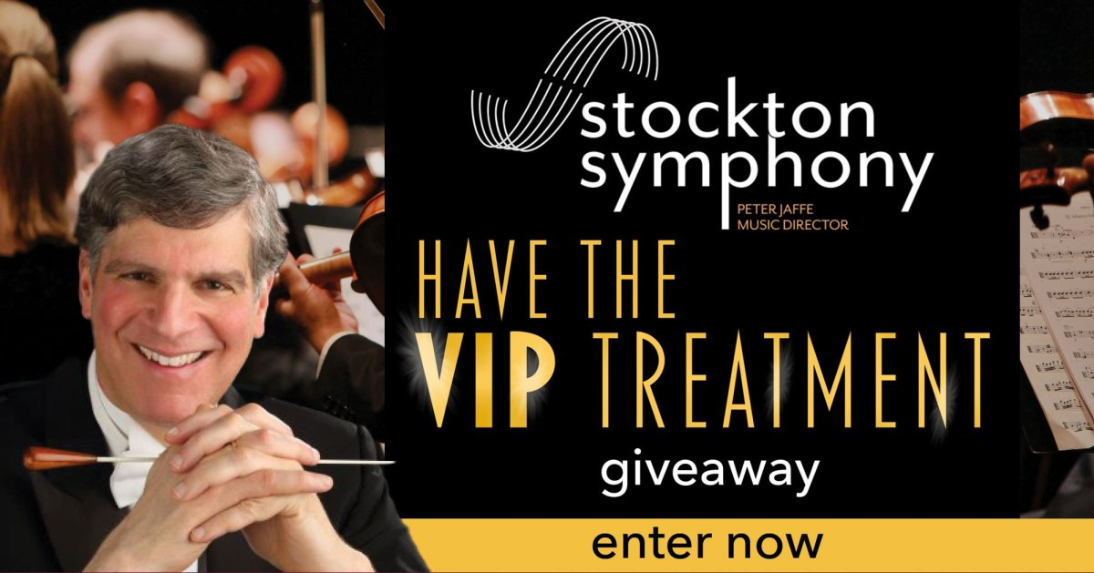 Have the VIP Treatment -- Enter to win!