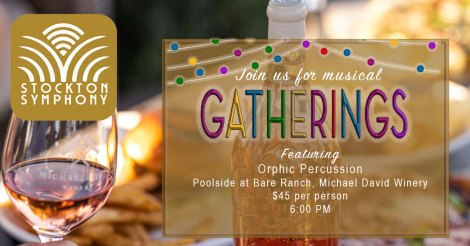 Musical Gatherings Performance at Michael David Winery - August 20, 2021