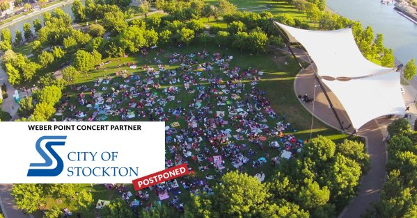 Symphony At Weber Point is Postponed