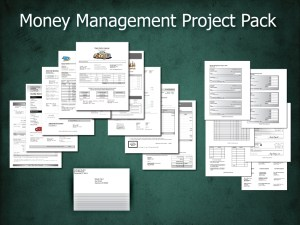 Image of Money Management Items