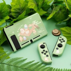 Cute Parrot Baby Nintendo Switch case