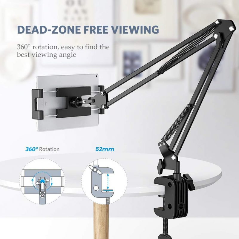 dead-zone free viewing