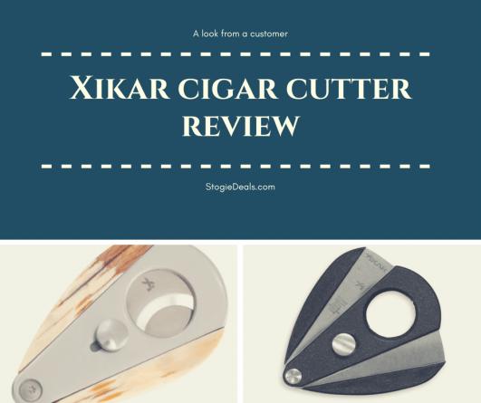Xikar Cigar Cutter Review logo