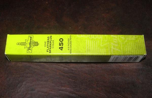 CAO Flathead Sparkplug 450 Box