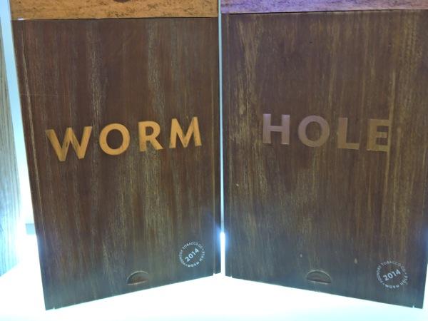 Foundry 2014 Blend Worm Hole