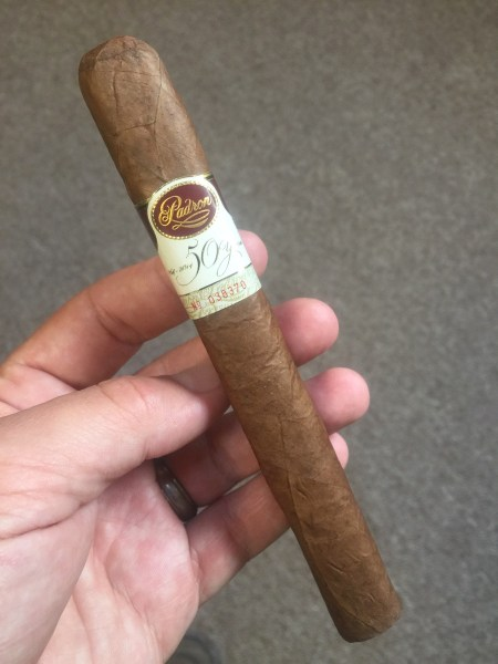 Padron 50 Year Natural