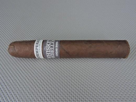 RoMa_Craft_Tobac_Intemperance Whiskey_Rebellion_1794_Robusto_(Cigar_Dojo_Edition)