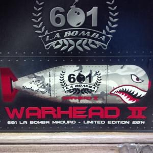 Espinosa 601 La Bomba Warhead II